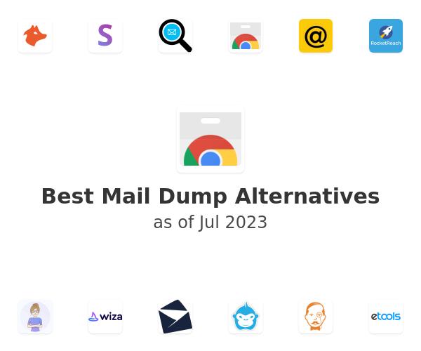 Best Mail Dump Alternatives