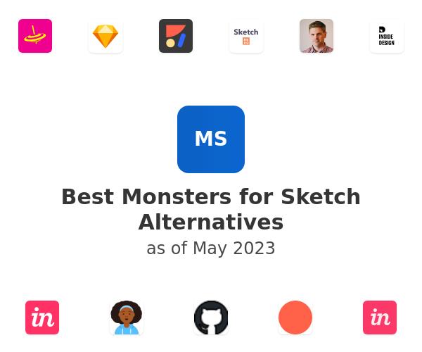 Best Monsters for Sketch Alternatives