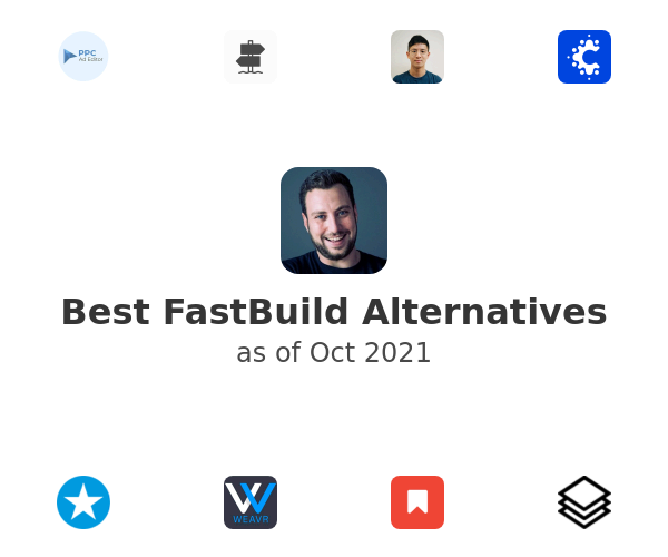 Best FastBuild Alternatives