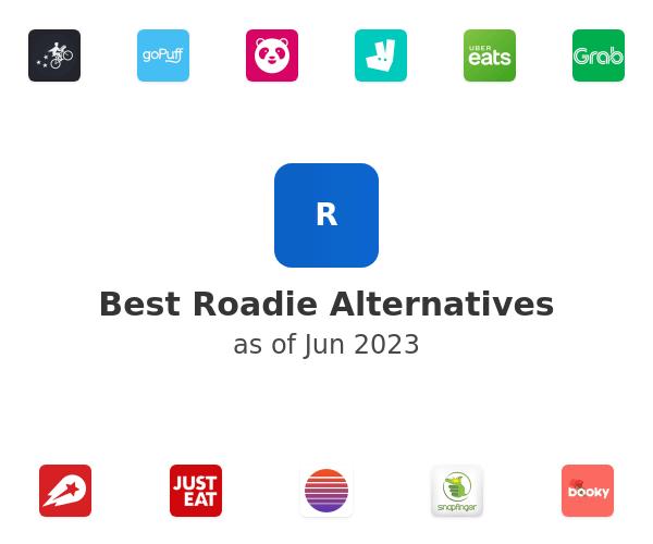 Best Roadie Alternatives