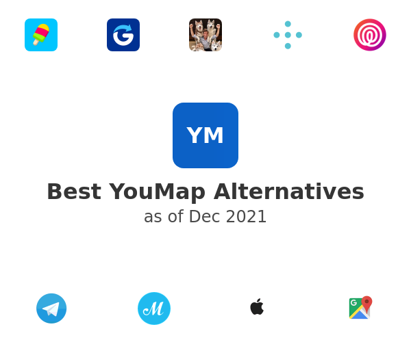 Best YouMap Alternatives