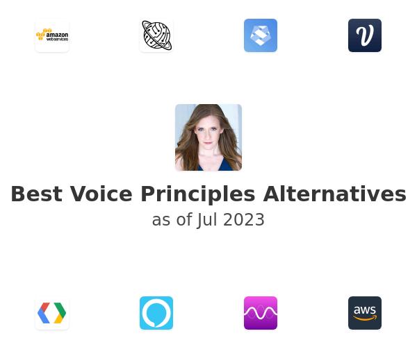 Best Voice Principles Alternatives