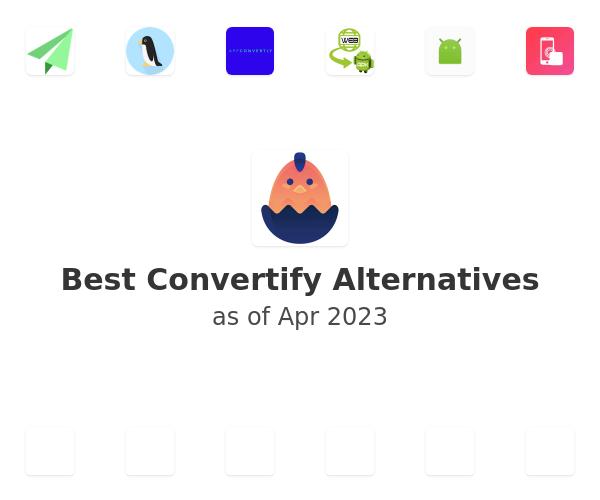 Best Convertify Alternatives