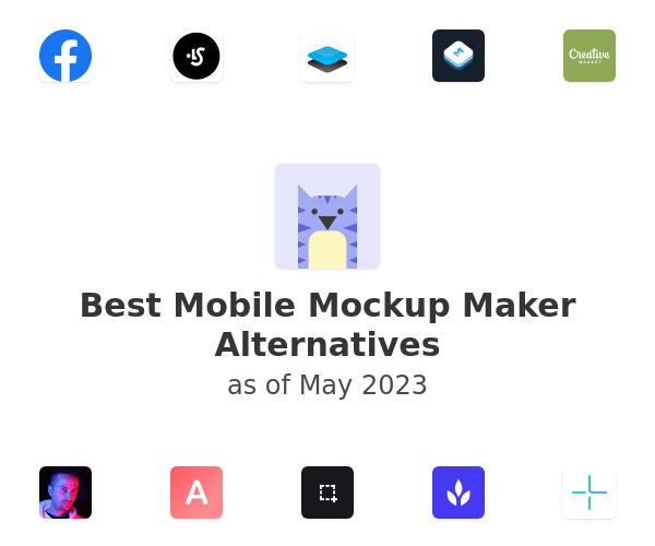 Best Mobile Mockup Maker Alternatives