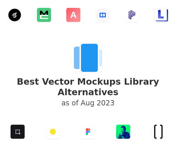 Best Vector Mockups Library Alternatives