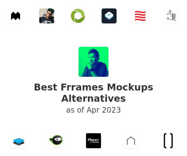 Best Frrames Mockups Alternatives