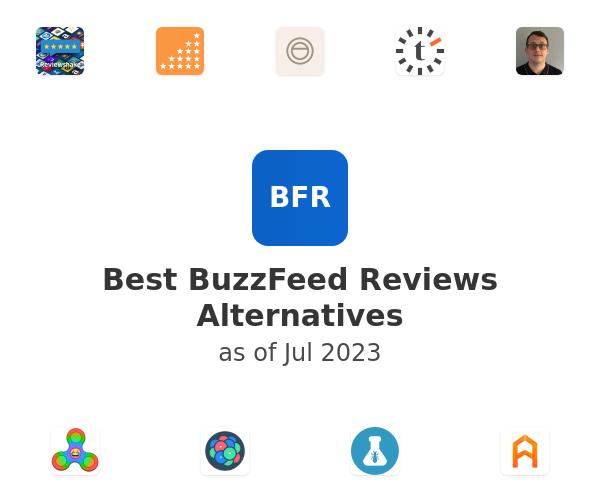 Best BuzzFeed Reviews Alternatives