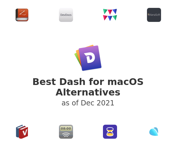 Best Dash for macOS Alternatives