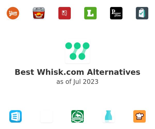 Best Whisk.com Alternatives