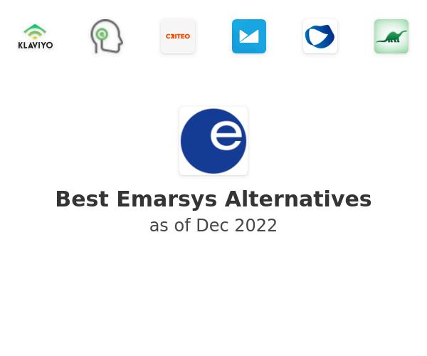 Best Emarsys Alternatives