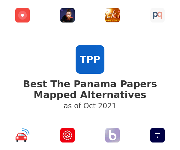 Best The Panama Papers Mapped Alternatives
