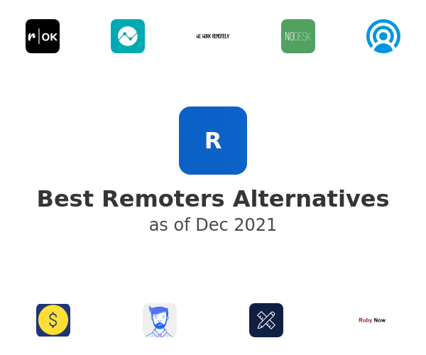 Best Remoters Alternatives