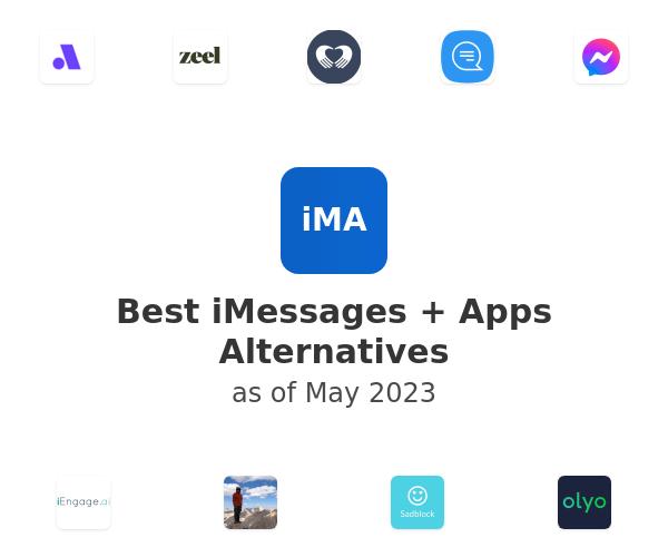 Best iMessages + Apps Alternatives