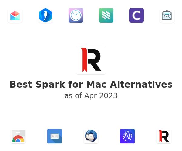Best Spark for Mac Alternatives