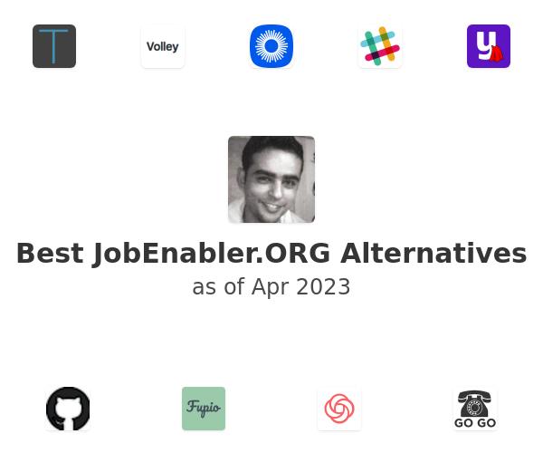Best JobEnabler.ORG Alternatives