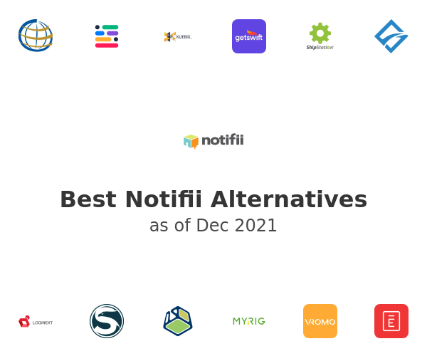 Best Notifii Alternatives