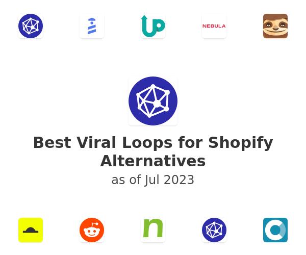 Best Viral Loops for Shopify Alternatives