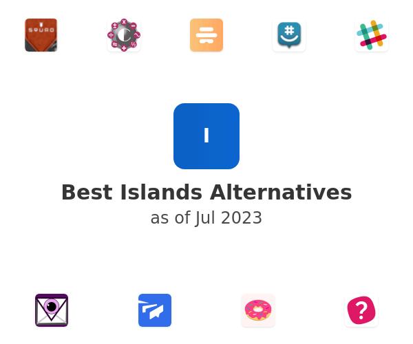 Best Islands Alternatives