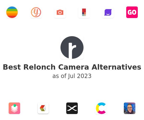 Best Relonch Camera Alternatives
