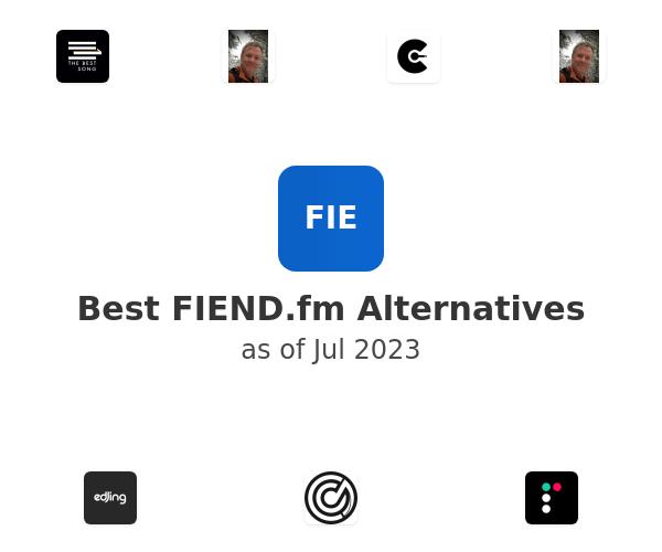Best FIEND.fm Alternatives