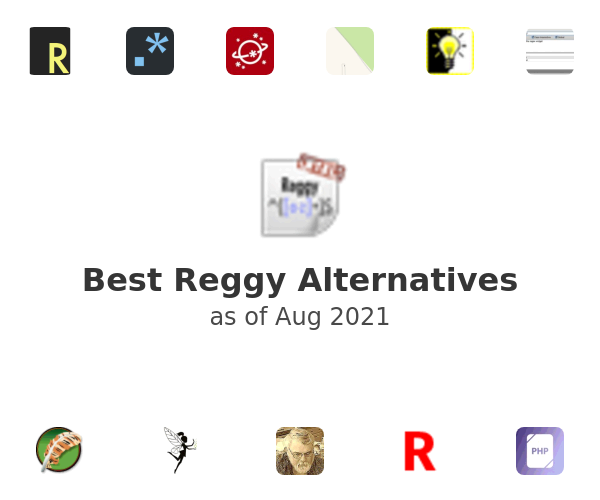 Best Reggy Alternatives