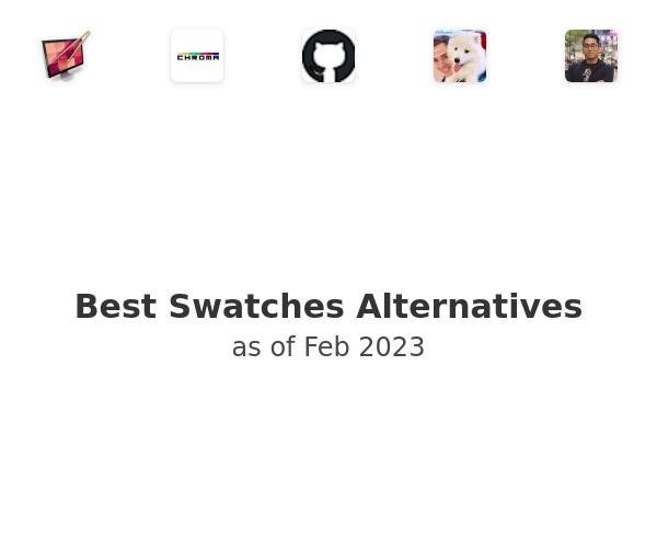 Best Swatches Alternatives