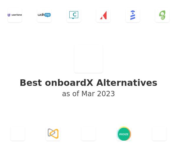Best onboardX Alternatives
