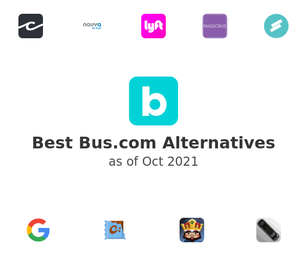 Best Bus.com Alternatives
