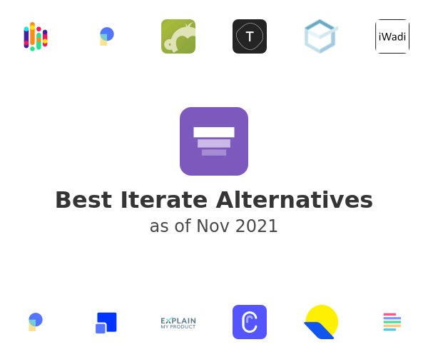 Best Iterate Alternatives