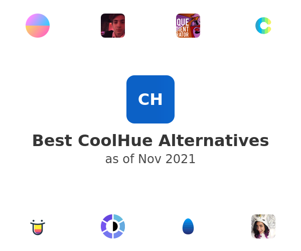 Best CoolHue Alternatives
