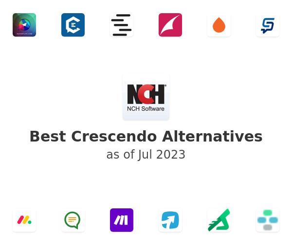 Best Crescendo Alternatives