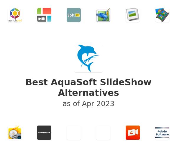 Best AquaSoft SlideShow Alternatives
