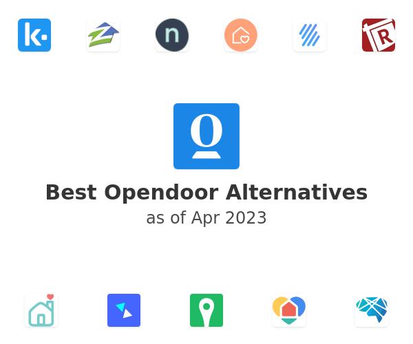 Best Opendoor Alternatives