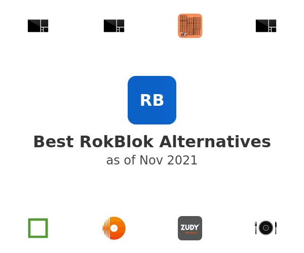 Best RokBlok Alternatives