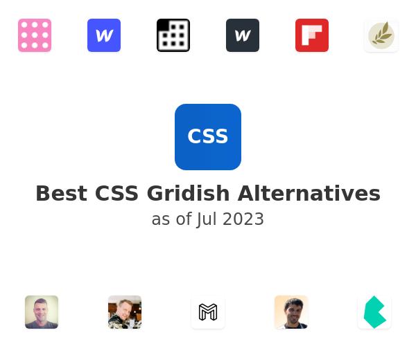 Best CSS Gridish Alternatives