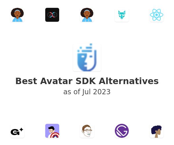 Best Avatar SDK Alternatives