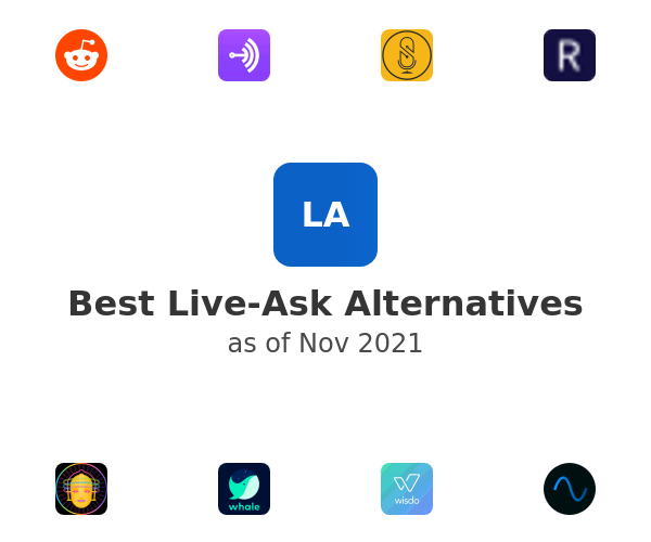 Best Live-Ask Alternatives