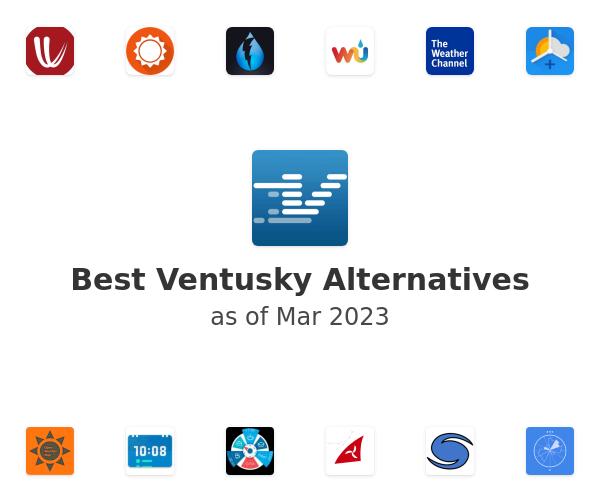 Best Ventusky Alternatives