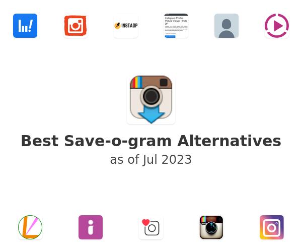 Best Save-o-gram Alternatives