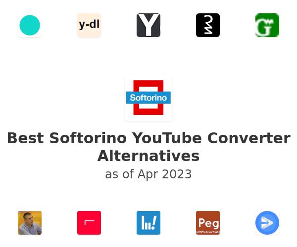Best Softorino YouTube Converter Alternatives