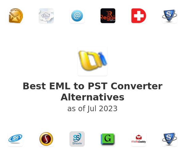 Best EML to PST Converter Alternatives