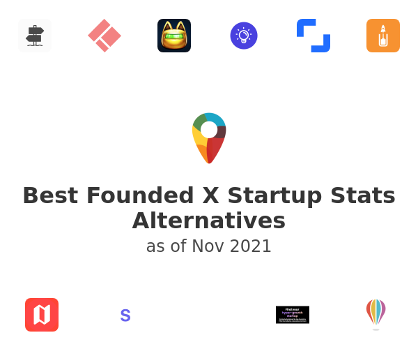 Best Founded X Startup Stats Alternatives