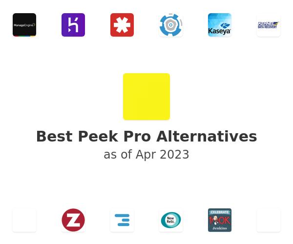Best Peek Pro Alternatives