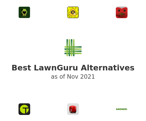 Best LawnGuru Alternatives