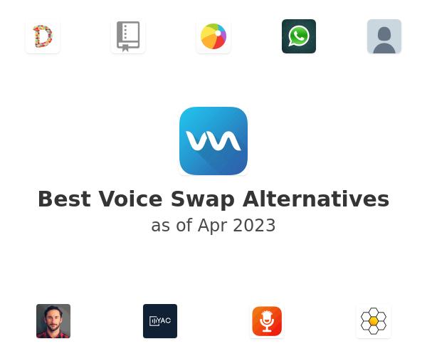 Best Voice Swap Alternatives