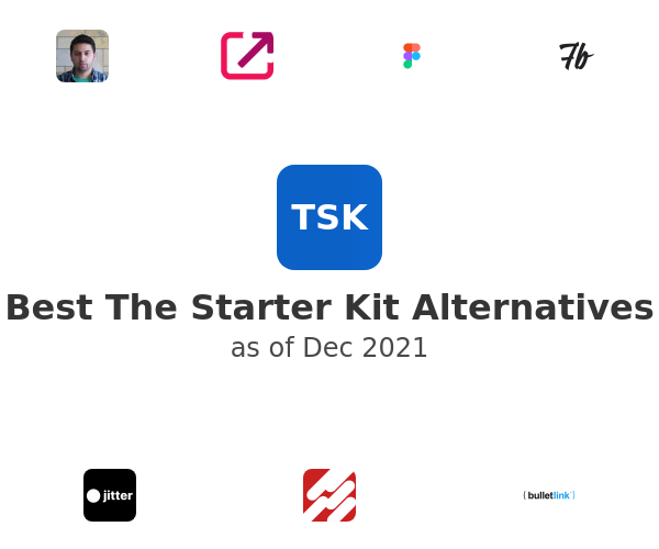 Best The Starter Kit Alternatives