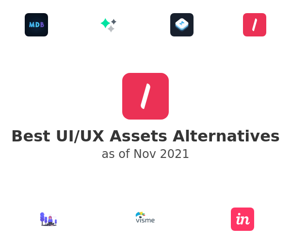 Best UI/UX Assets Alternatives