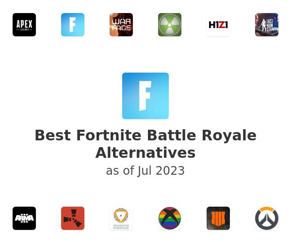 Best Fortnite Battle Royale Alternatives