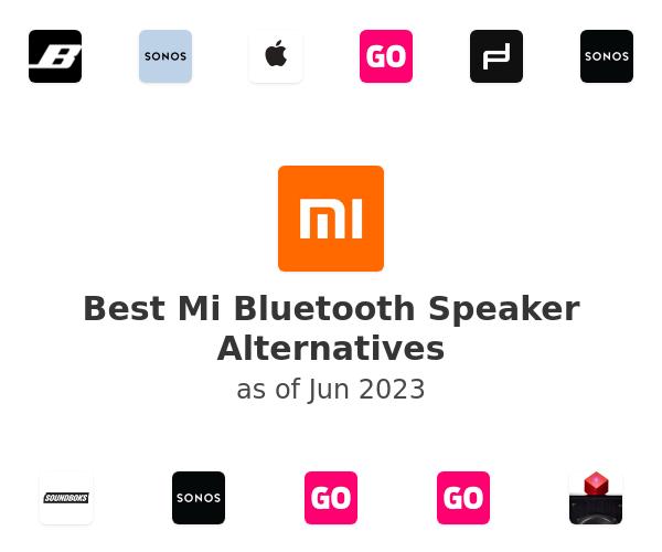 Best Mi Bluetooth Speaker Alternatives