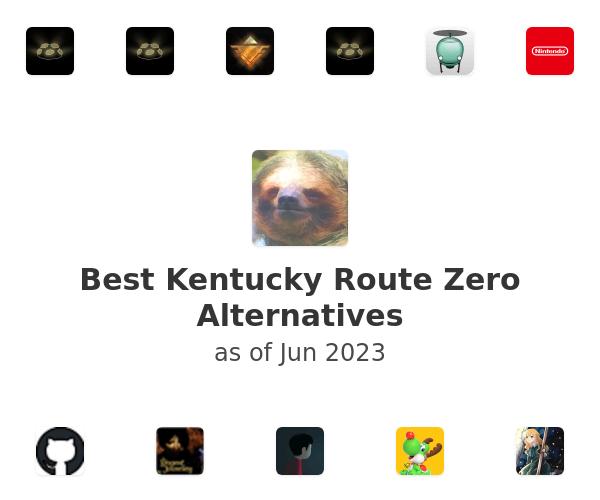 Best Kentucky Route Zero Alternatives
